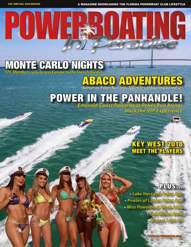 50b94e79881ec Powerboating in Paradise vol 18 3 by STU JONES - issuu
