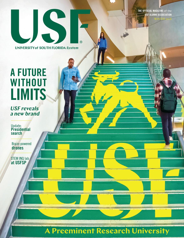 USF Magazine Winter 2018 by USF magazine - issuu 308424cc8