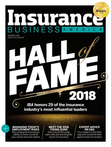 Insurance Business America Issue 6 11 By Key Media Issuu