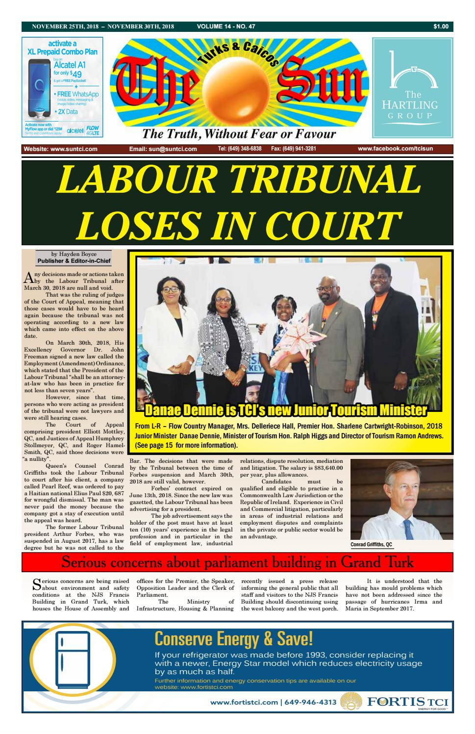 VOLUME 14 ISSUE 47 by The SUN Newspaper - issuu