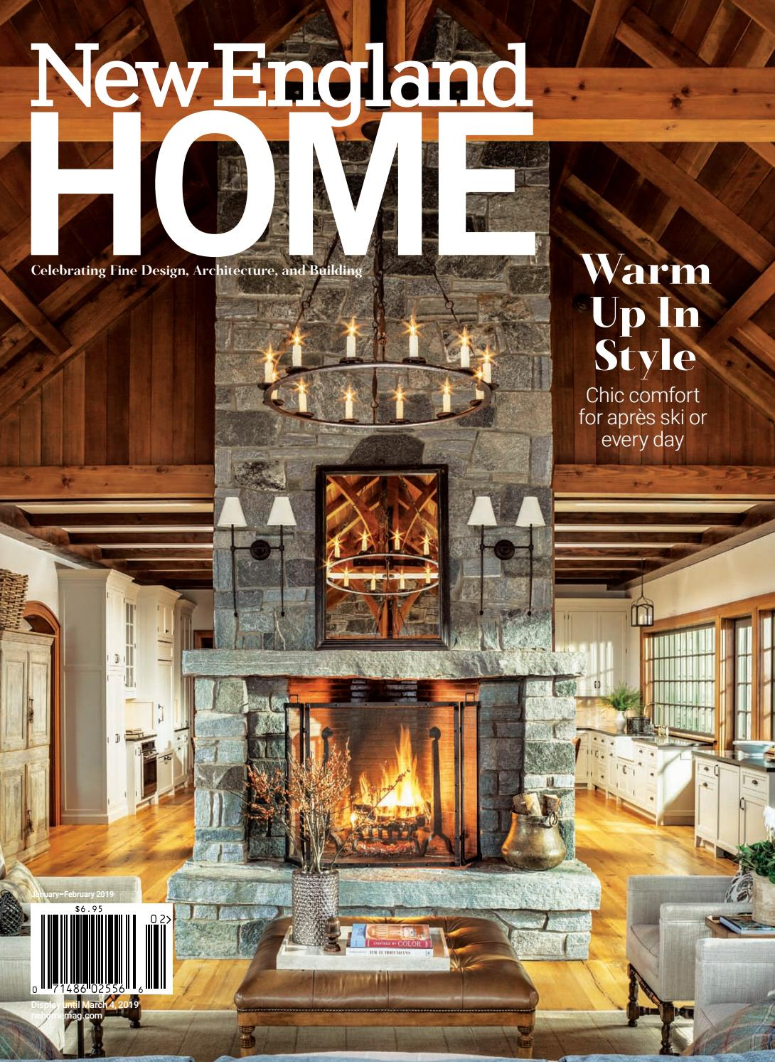 New england home january february 2019 by nehomemag issuu