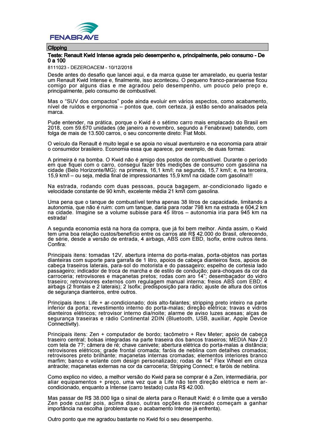 574d0ee7471 Clipping Fenabrave 10.12.2018 by MCE Comunicação - issuu