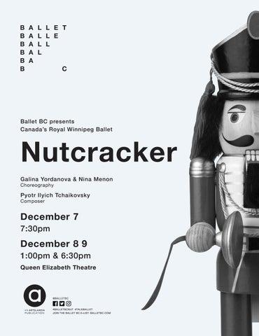 The Nutcracker Ballet Bc By Artslandia Issuu