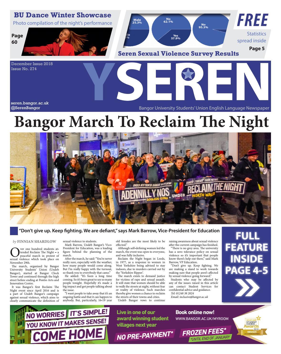 5b49c411 Seren - 274 - 2018/19 - December Issue by Seren - issuu