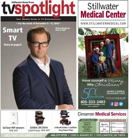 TV Spotlight 12-09-18 by Stillwater News Press - issuu 08c67fb73