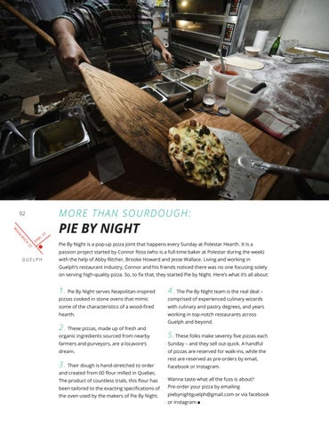 Page 92 of Pie By Night