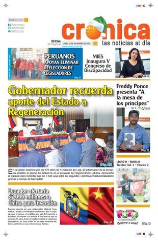 10DICIEMBRE 2018-10333 by Diario Crónica - issuu 3849efde231b0