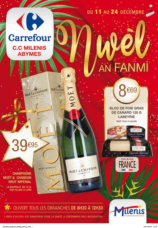 Carrefour Milenis Nwel An Fanmi Wwwmisterpromocom By