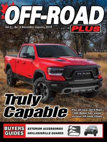Off-Road Plus December-January 2018 by RPM Canada - issuu