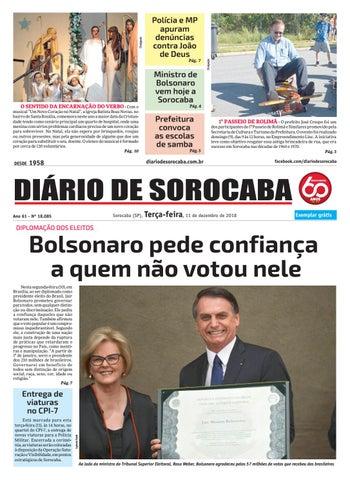 fa80d8d9cdd51 Terça, 11 de dezembro by DIÁRIO DE SOROCABA - issuu