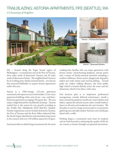 Page 12 of TRAILBLAZING: ASTORIA APARTMENTS, FIFE (SEATTLE), WA