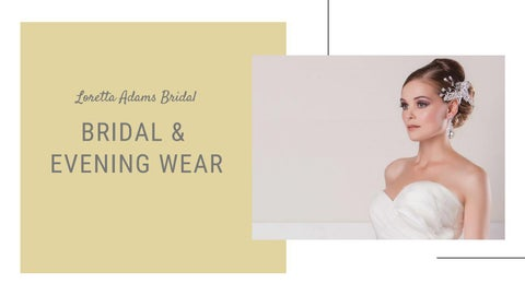Beautiful Bridal Dresses In Melbourne Loretta Adams Bridal By