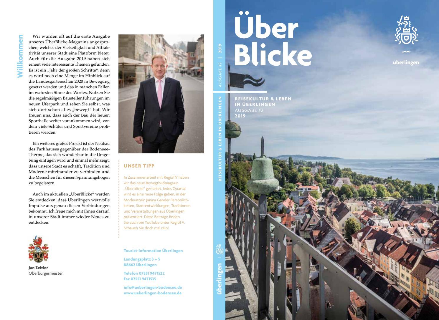 Uberblicke Magazin 2019 By Jurgen Jankowiak Issuu