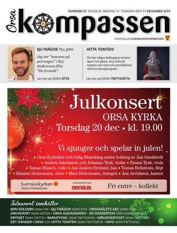 Nyinflyttade p Ristningsvgen, Orsa | patient-survey.net
