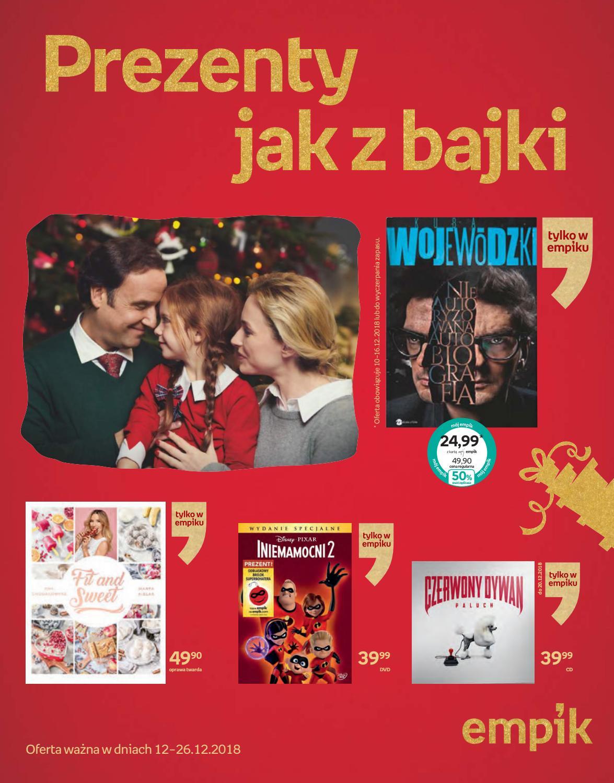 3f85175b empik - Katalog Świąteczny 3 (TK23/2018) by empik - issuu