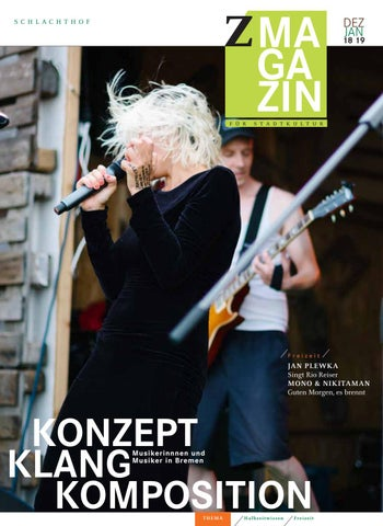 Zett Magazin Dezember 18 Januar 19 By Designbüro