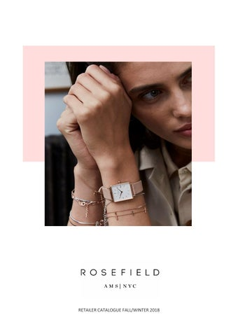 ROSEFIELD WATCHES by Roos Broucke - issuu 02b84ccc76