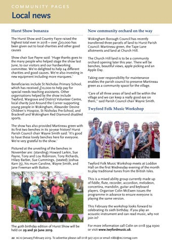 Page 22 of Local news