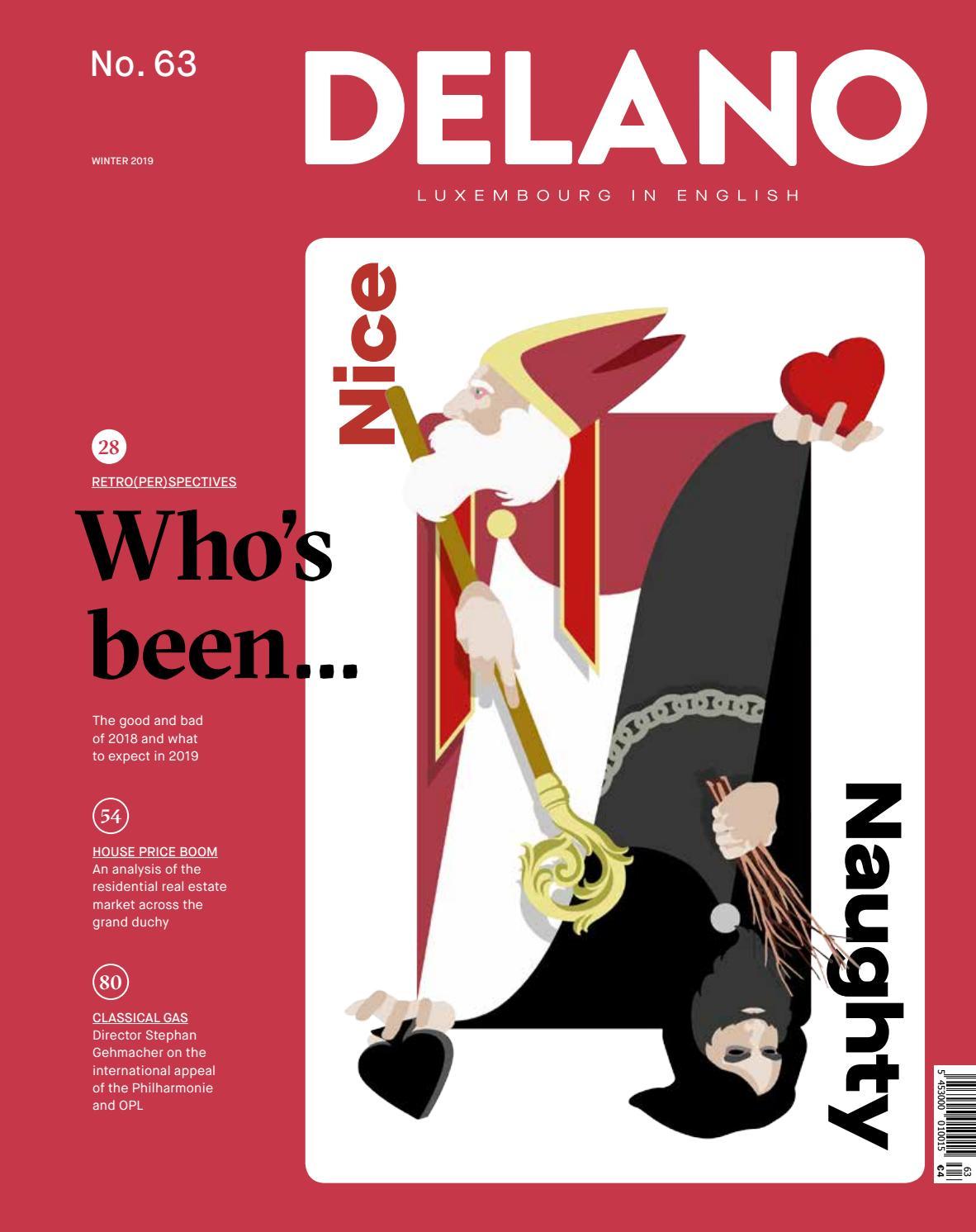 Delano winter 2019 by Maison Moderne - issuu