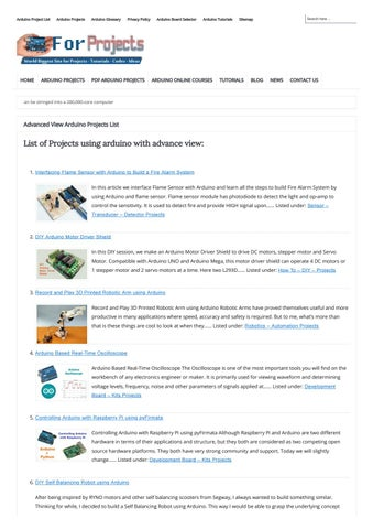 Duino projects pdf ebook by james87845 - issuu