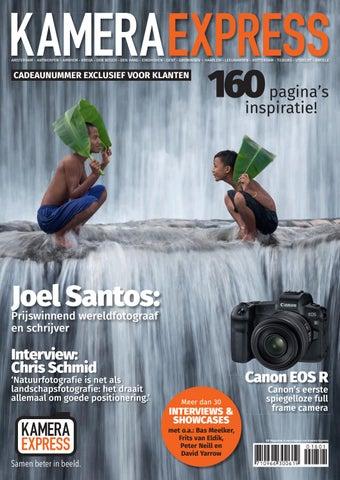 22c797466b3 Kamera Express Magazine Winterspecial 2018 2019 by Kamera Express ...
