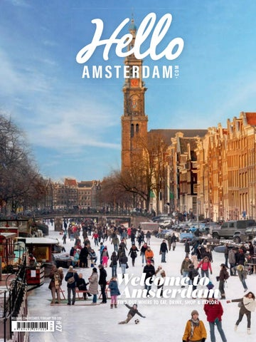 7bd159ba90f Hello Amsterdam 27 - December / January 2018-2019 by Hello Amsterdam ...