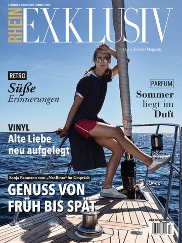 6ae3560820d RHEINexklusiv Sommer 2018 by RHEINexklusiv - issuu