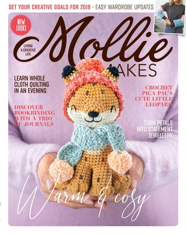 aca47023a19 Mollie Makes issue 101 by Mollie Makes - issuu