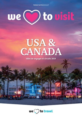 We love to travel USA & CANADA by WLTT s.a. - issuu