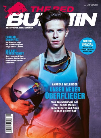 The Red Bulletin 0119 DE by Red Bull Media House issuu