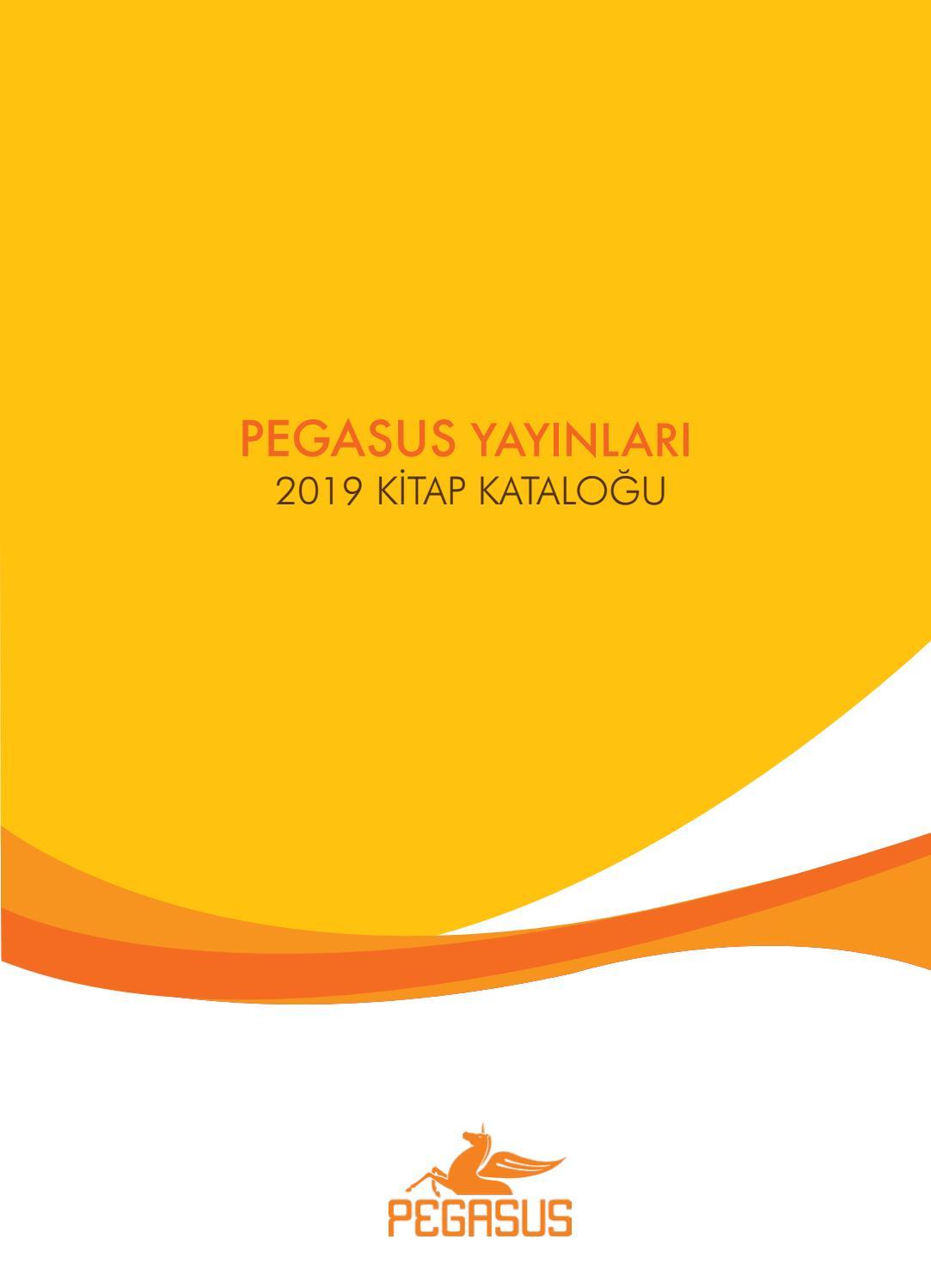 Pegasus Yayinlari 2019 Yayin Katalogu By Pegasus Yayinlari Issuu