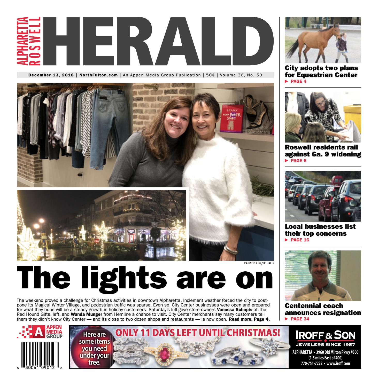 80147cafa72 Alpharetta-Roswell Herald – December 13