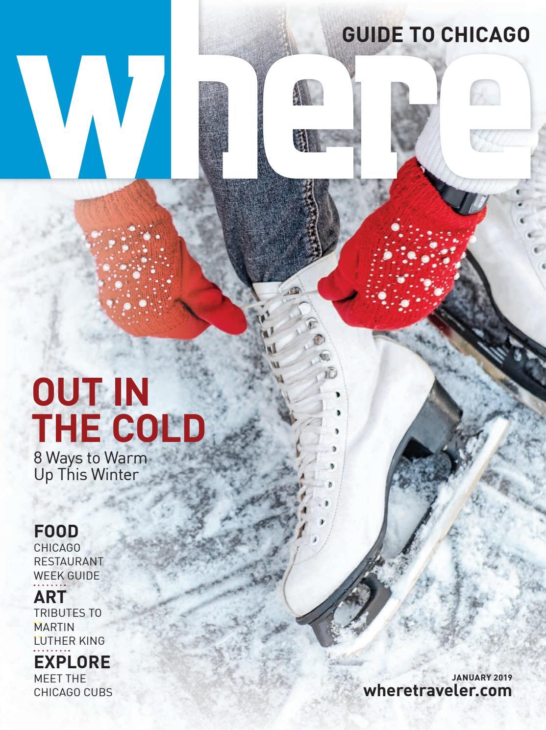 save off d7eb6 6f11b Where Magazine Chicago Jan 2019 by Morris Media Network - issuu