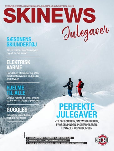 32416047 SKI NEWS JULEGAVE EDITION | Gumpel & Co. by Gumpel & Co. - issuu