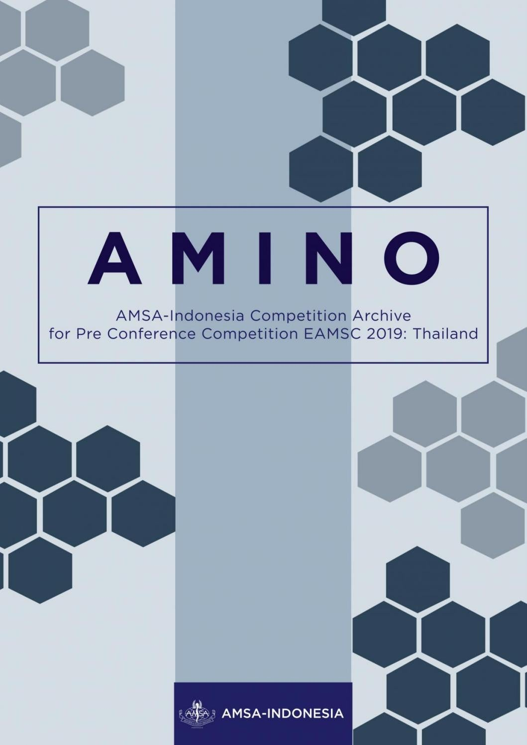 AMINO PCC EAMSC 2019: Thailand by AMSA-Indonesia - issuu