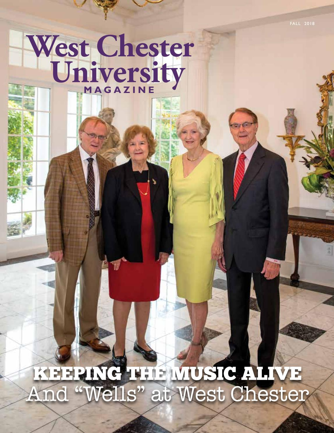 West Chester University Spring Break 2020.West Chester University Magazine Fall 2018 By West Chester