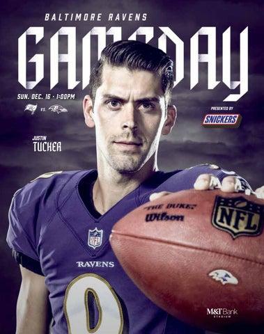 a0d5edee9 Week 15  Buccaneers vs. Ravens by Baltimore Ravens - issuu