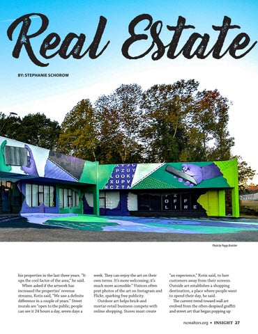 Page 27 of Murals and Real Estate