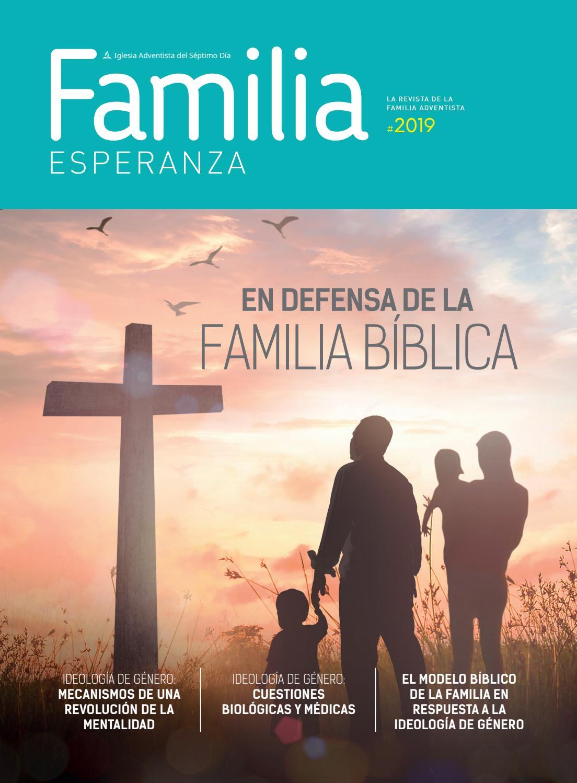 Revista Familia De Esperanza 2019 By Igreja Adventista Do