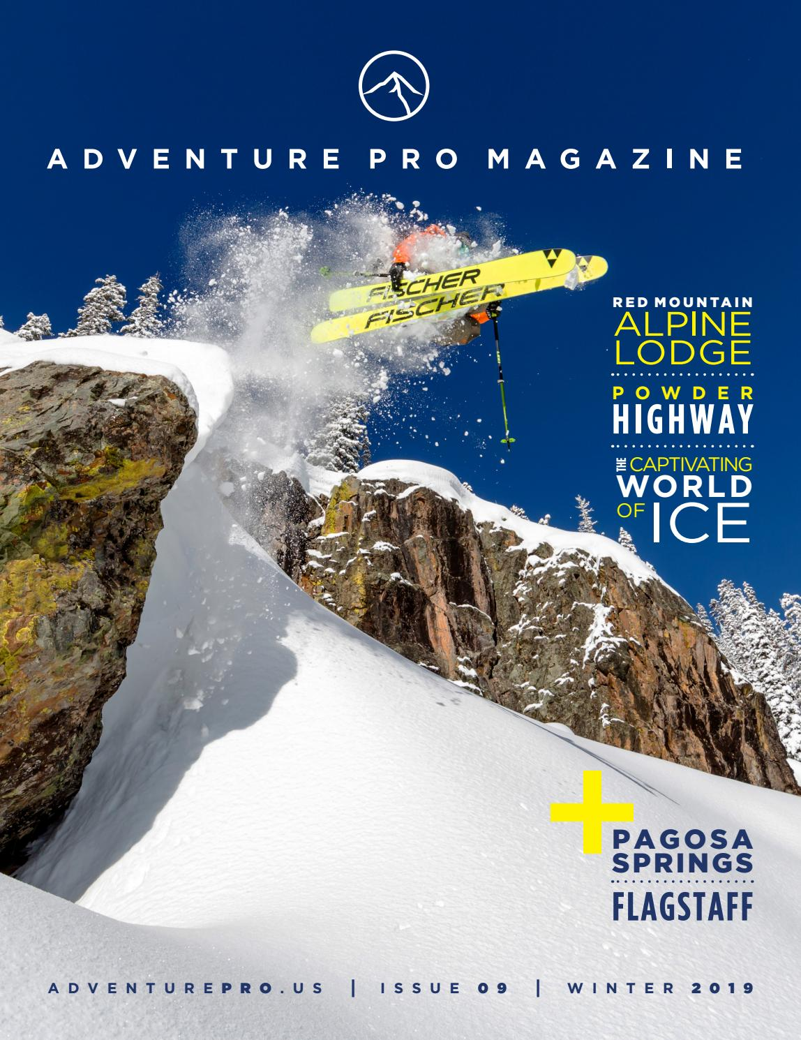 7ce2a6b5fb4 Adventure Pro Winter 2019 by Ballantine Communications - issuu