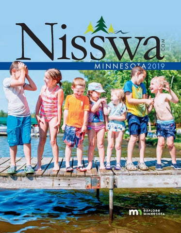 Page 1 of Welcome to Nisswa