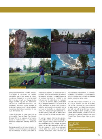 Page 15 of Barrio Ruca Oliva