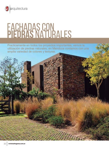 Page 30 of Arquitectura   Fachadas con piedras naturales