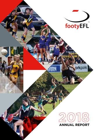 e4ff80bfdf010f 2018 EFL ANNUAL REPORT by Eastern Football League - issuu