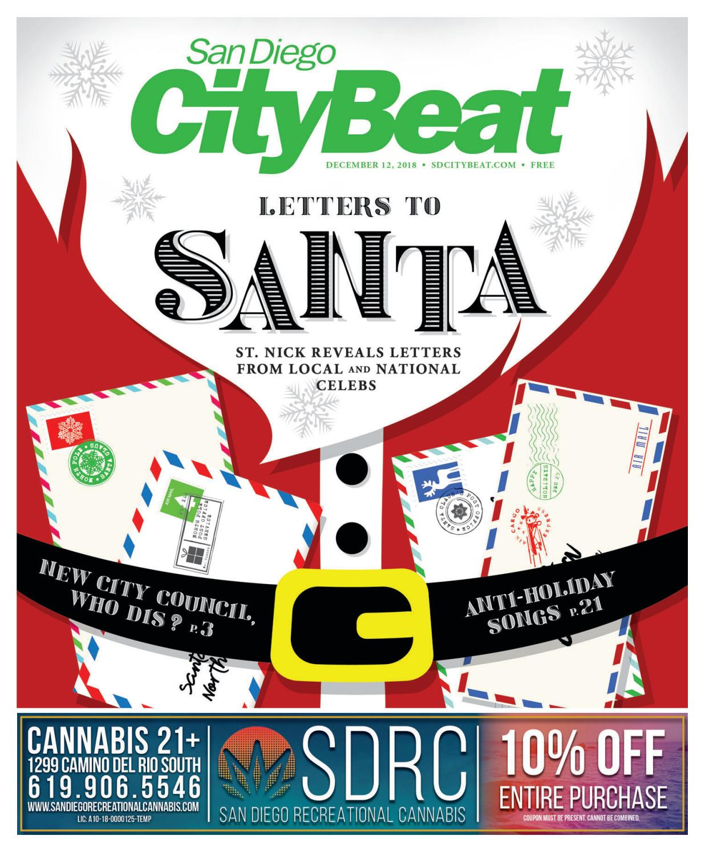 2261b6a8b3b0 San Diego CityBeat • Dec 12, 2018 by San Diego CityBeat - issuu