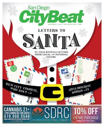 San Diego CityBeat • Dec 12, 2018 by San Diego CityBeat - issuu