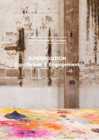 21st Biennale of Sydney Catalogue by Biennale Sydney - issuu