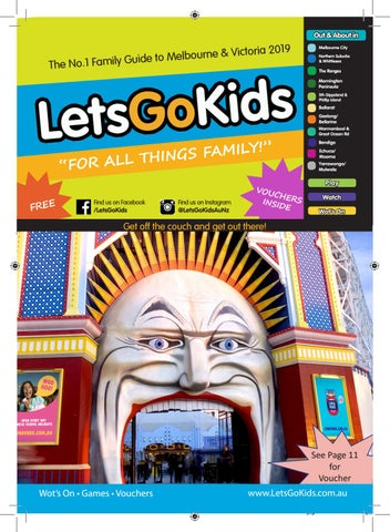 LetsGoKids 2019 Melbourne/Victorian Edition by Terry Wilson - issuu