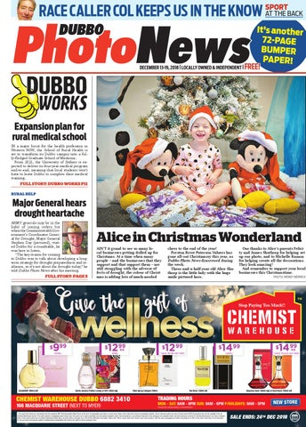Dubbo Photo News 13 12 2018