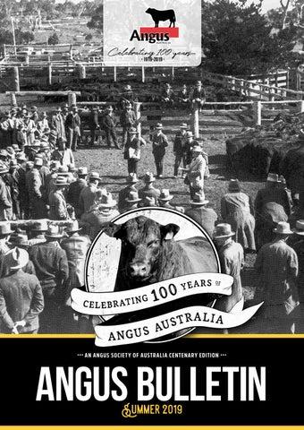 Angus Australia 2019 Summer Bulletin By Angus Australia Issuu
